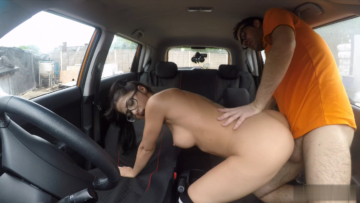 fake driving school- julia de lucia